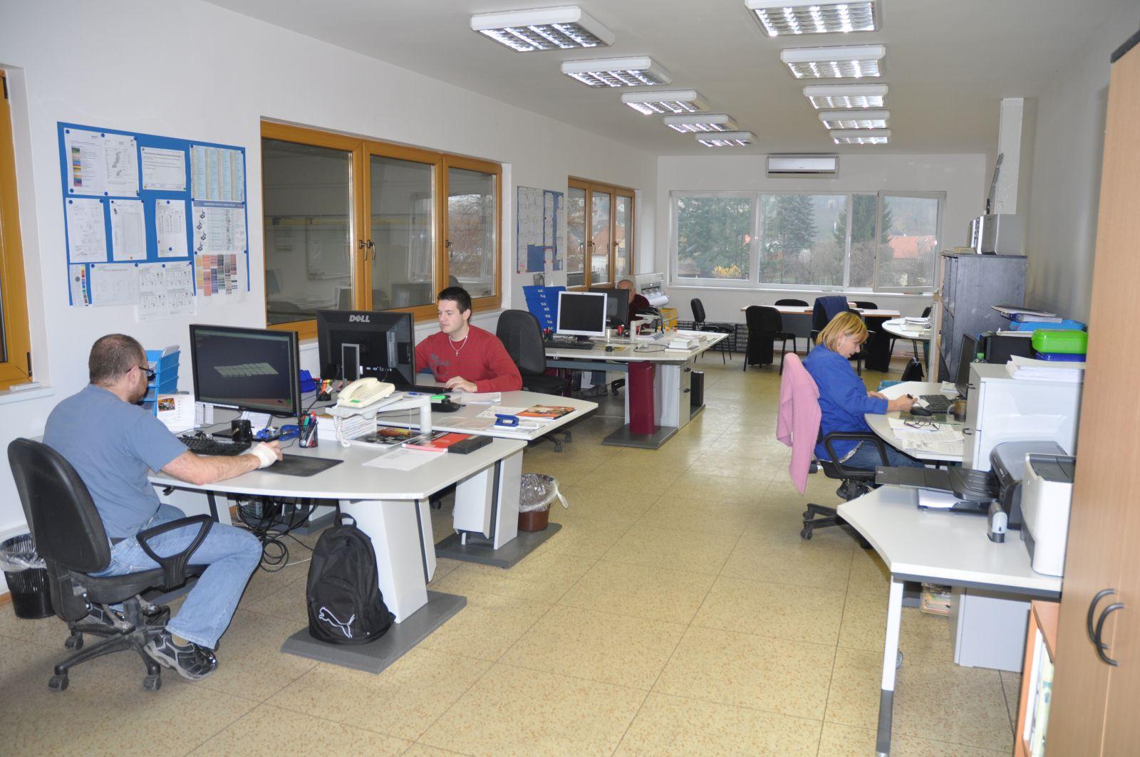Pracovní stanice pro 3D modelování